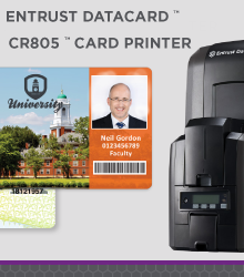 Entrust Datacard - CR805 Card Printer